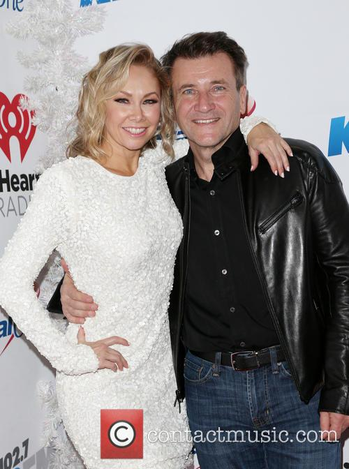 Kym Johnson and Robert Herjavec 1