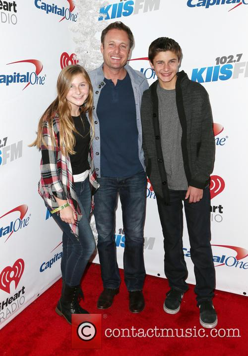 Taylor Harrison, Chris Harrison and Joshua Harrison 2