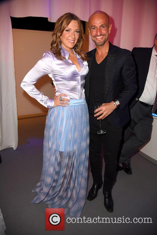 Simone Ballack and Peyman Amin 3