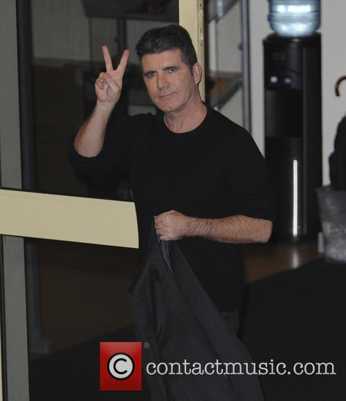 Simon Cowell's Home Burgled While He And Family Slept