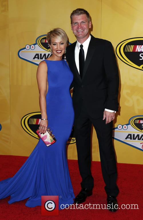 Clint Bowyer and Lorra Bowyer 2