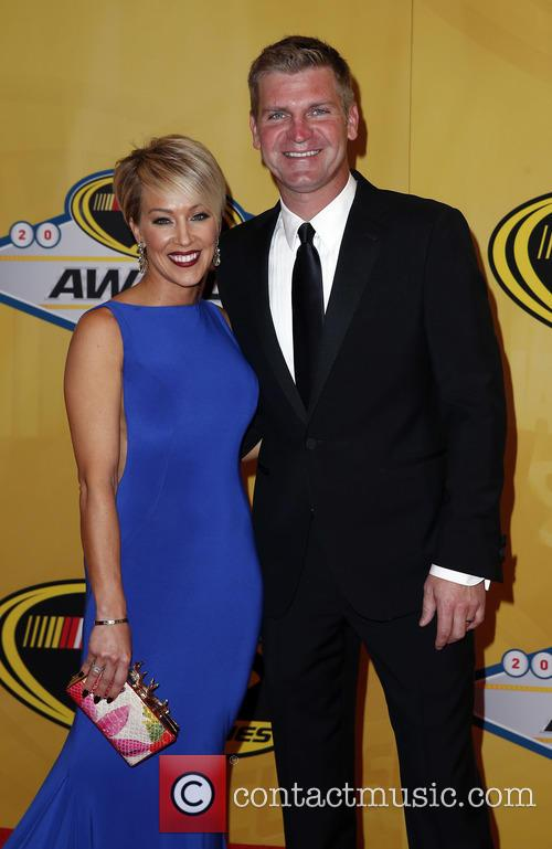 Clint Bowyer and Lorra Bowyer 3