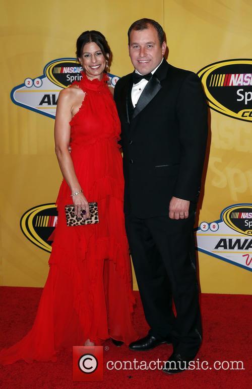 Ryan Newman and Krissie Newman