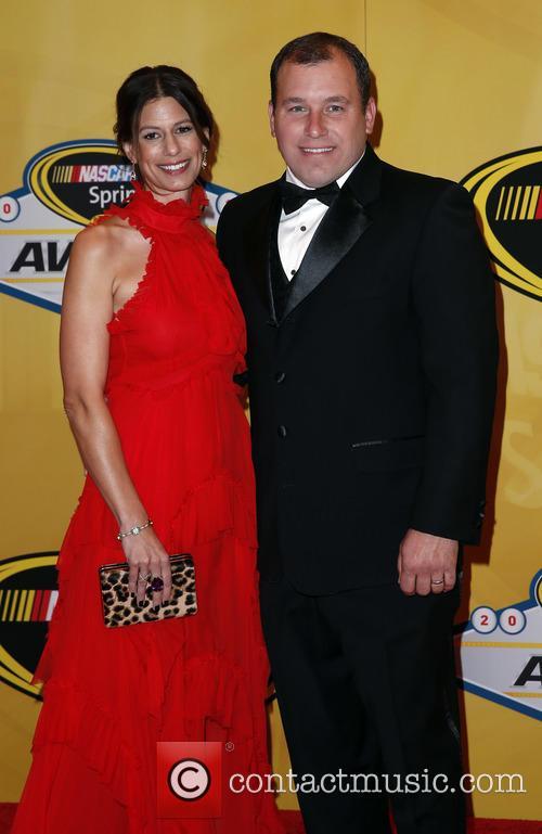 Ryan Newman and Krissie Newman 2
