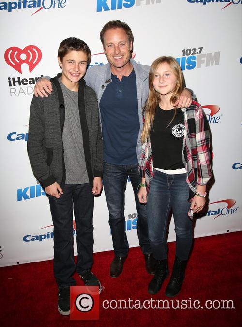 Chris Harrison and Family 1