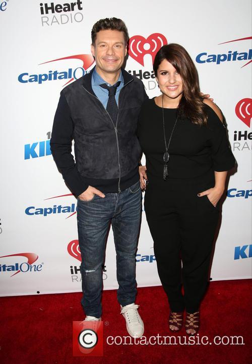 Ryan Seacrest and Sisanie 10