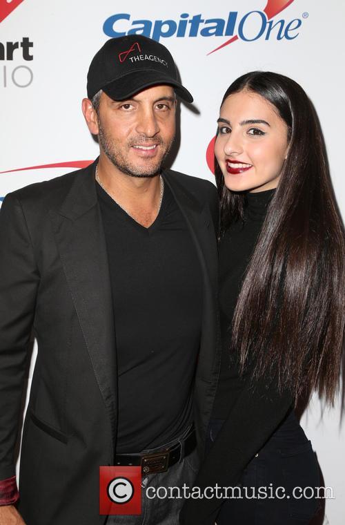 Sophia Umansky and Mauricio Umansky 1
