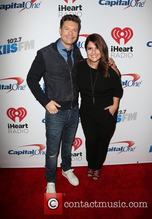 Ryan Seacrest and Sisanie 8