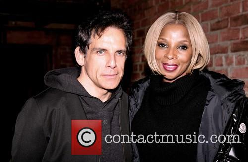 Ben Stiller and Mary J. Blige 2