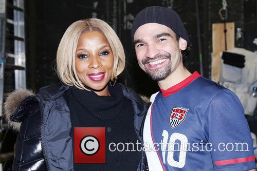 Mary J. Blige and Javier Munoz 5