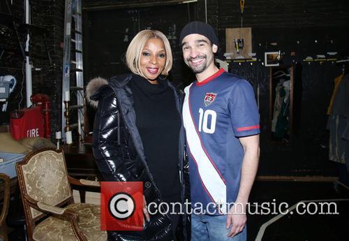 Mary J. Blige and Javier Munoz 7
