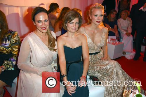 Sonja Kirchberger, Sarah Biasini and Franziska Knuppe 2