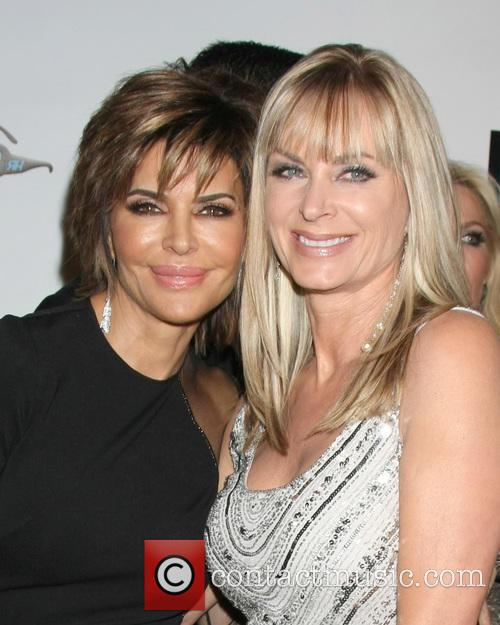 Lisa Rinna and Eileen Davidson 8