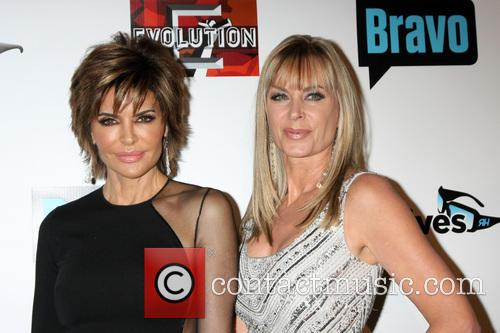 Lisa Rinna and Eileen Davidson 9