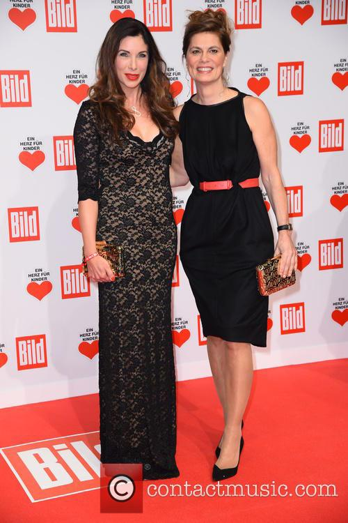 Alexandra Polzin and Sarah Wiener 4