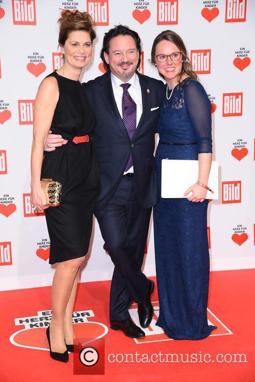Sarah Wiener, Kolja Kleeberg and Katharina Kriebel 1