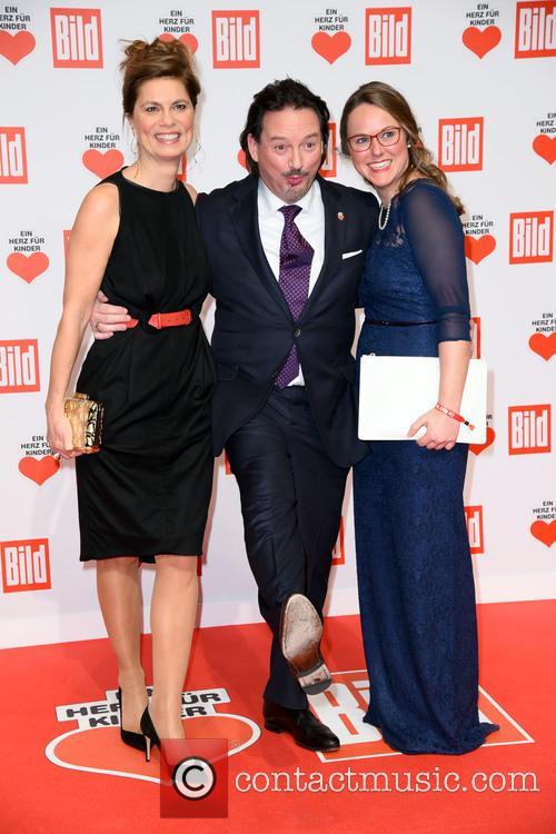 Sarah Wiener, Kolja Kleeberg and Katharina Kriebel 2