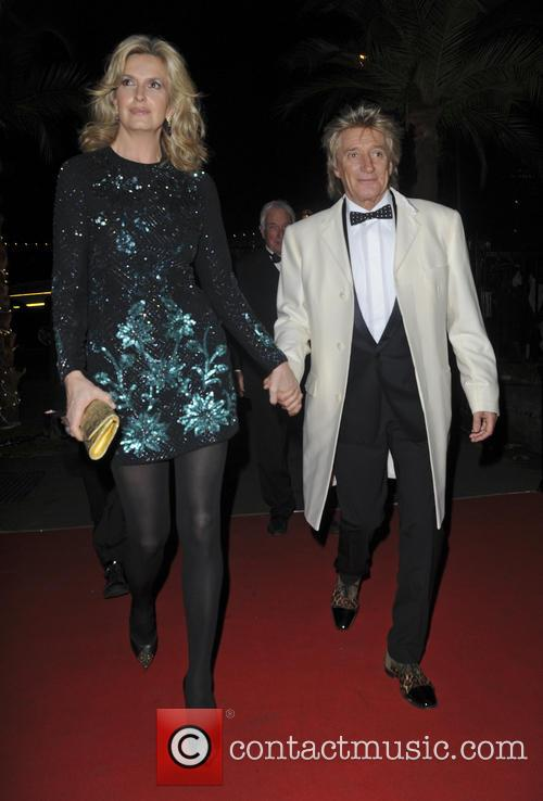 Penny Lancaster and Ronan Keating 5
