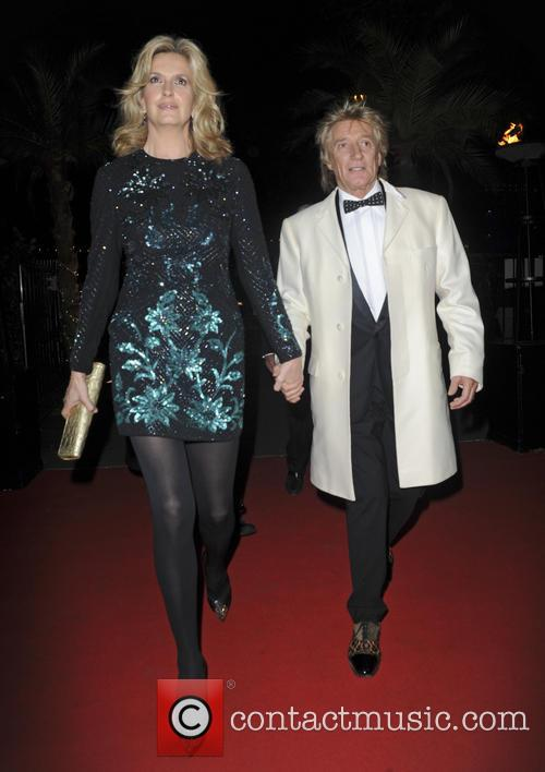 Penny Lancaster and Ronan Keating 6