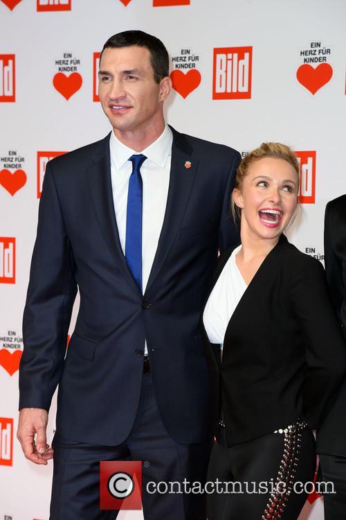 Wladimir Klitschko and Hayden Panettiere 9