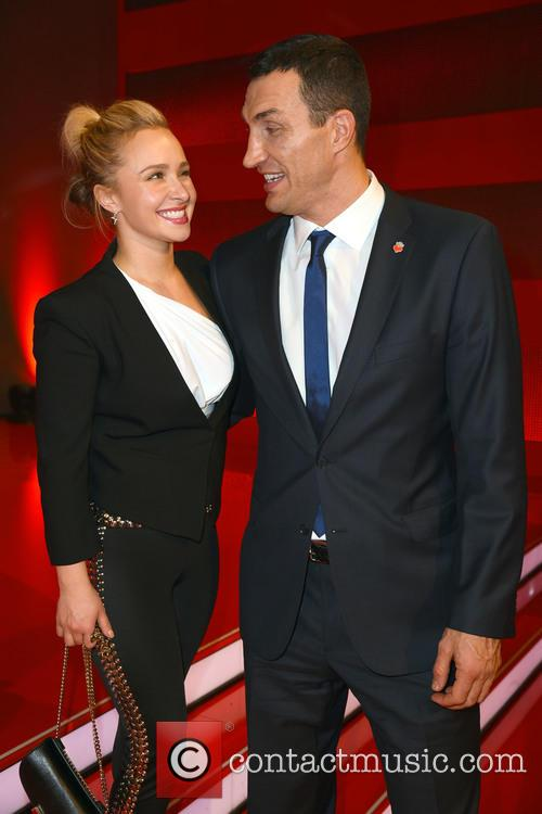 Hayden Panettiere and Wladimir Klitschko 3