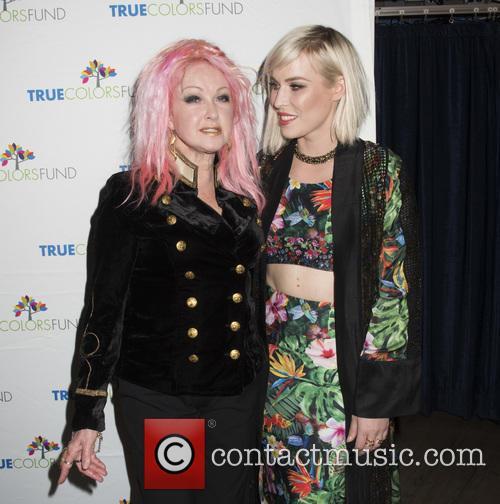 Cyndi Lauper and Natasha Bedingfield 2