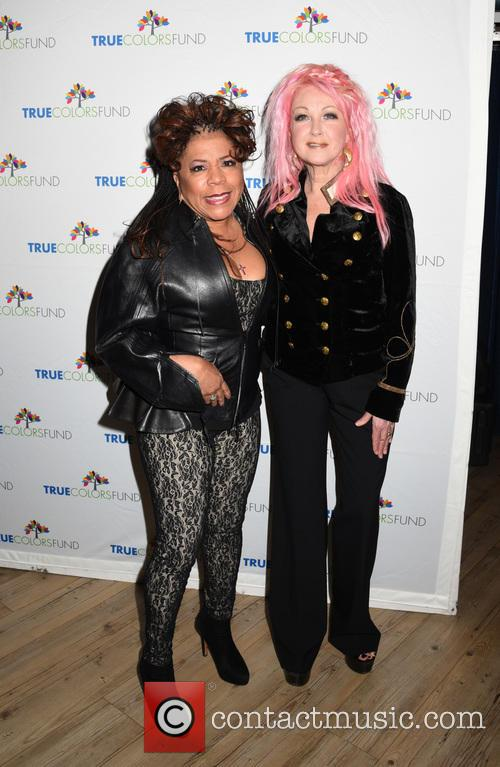 Cyndi Lauper and Valerie Simpson 3