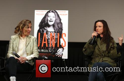 Amy J. Berg and Juliette Lewis 9