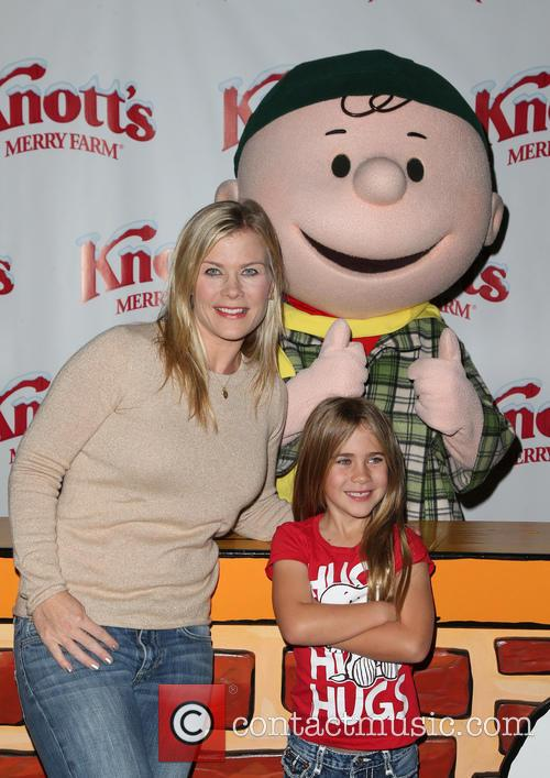 Alison Sweeney and Megan Sanov 11
