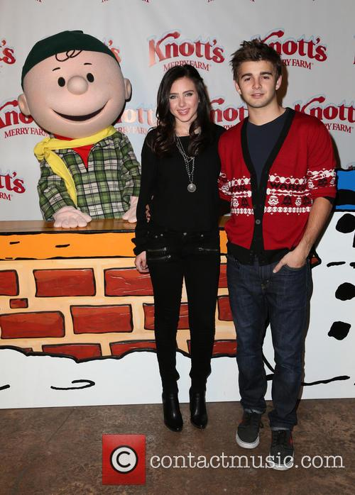 Ryan Newman and Jack Griffo 8