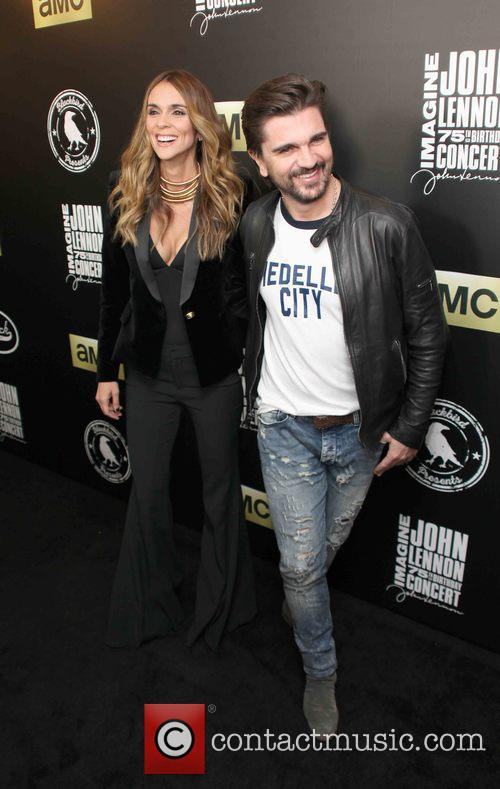 Karen Martinez and Juanes 3