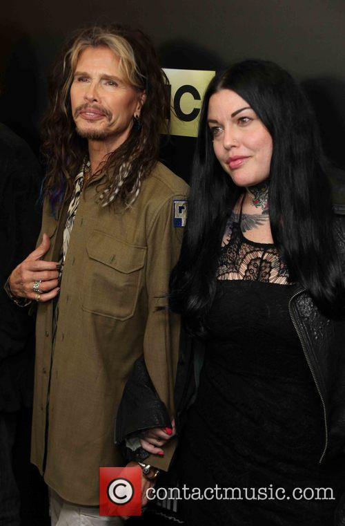 Steven Tyler and Mia Tyler
