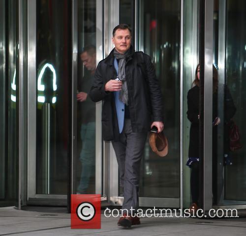 David Morrissey leaves BBC Broadcasting House