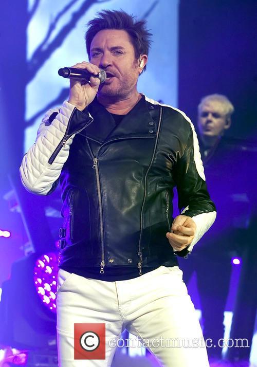 Duran Duran and Simon Le Bon 3