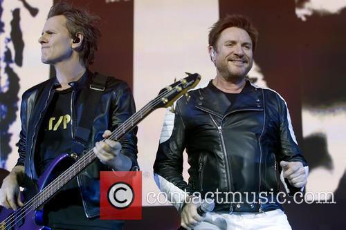 Duran Duran, Simon Le Bon and John Taylor 5
