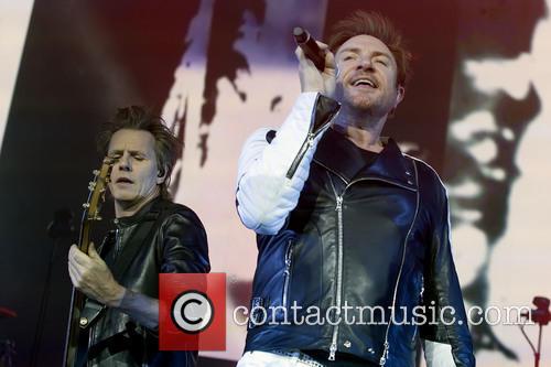 Duran Duran, Simon Le Bon and John Taylor 6