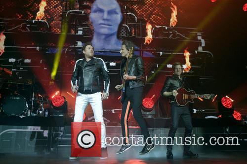 Duran Duran, Simon Le Bon and John Taylor 11