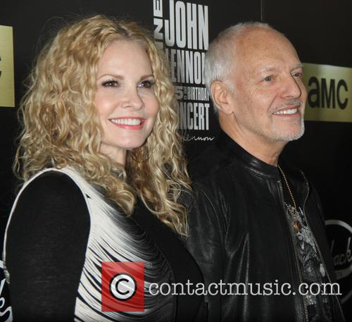 Peter Frampton and Robin Rains 3