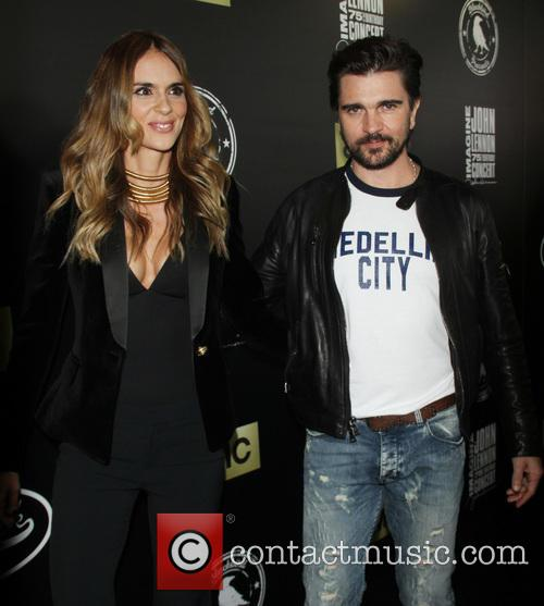 Karen Martinez and Juanes 1