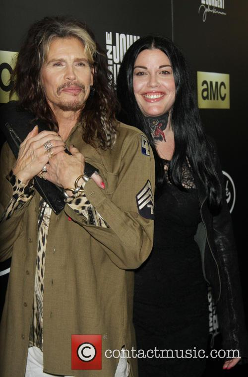 Steven Tyler and Mia Tyler 1