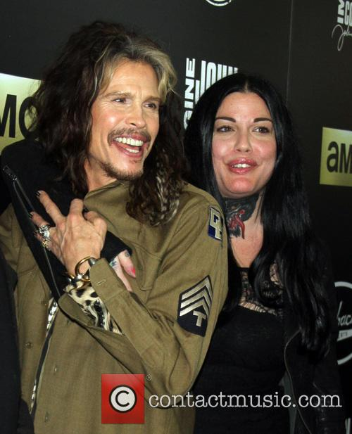 Steven Tyler and Mia Tyler 2