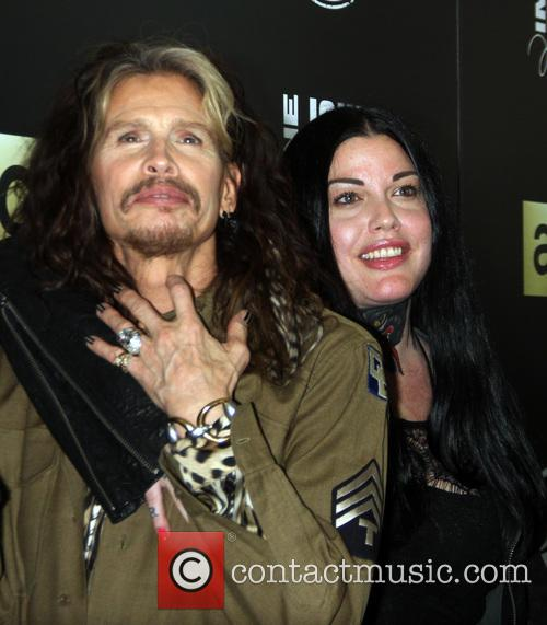 Steven Tyler and Mia Tyler 3
