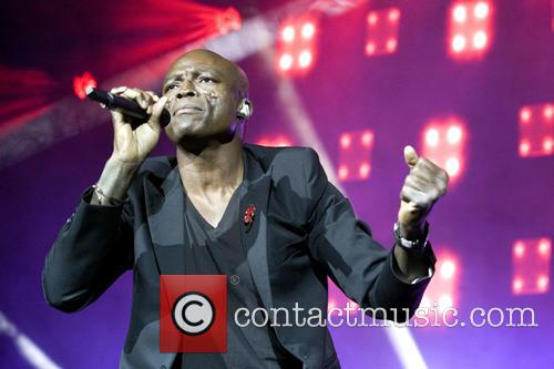 Seal in concert