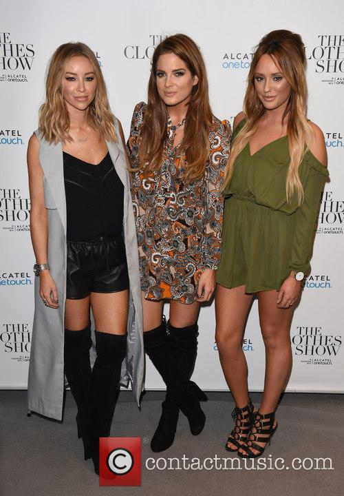 Charlotte Crosby, Lauren Pope, Binky and Binky Felstead 6