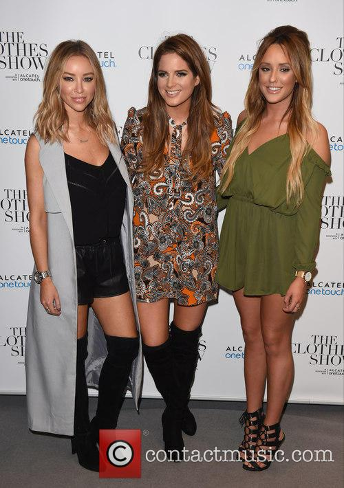 Charlotte Crosby, Lauren Pope, Binky and Binky Felstead 8