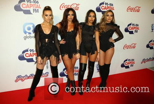 Little Mix, Jade Thirlwall, Perrie Edwards, Leigh-anne Pinnock and Jesy Nelson 4