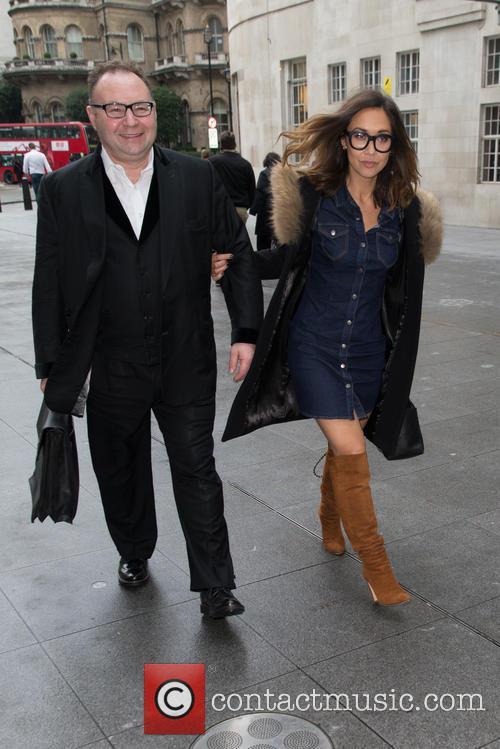 Myleene Klass and Jonathan Shalit 10