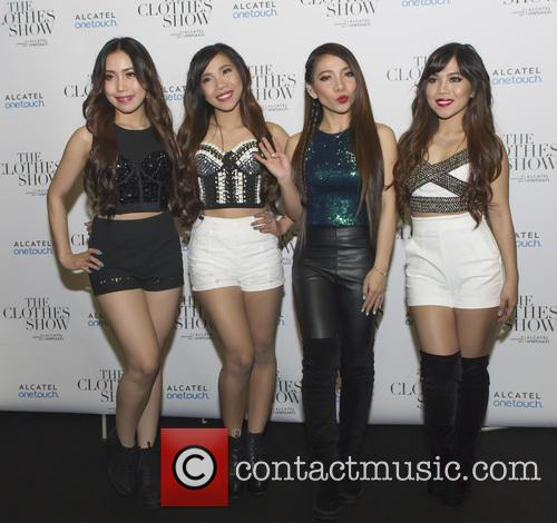 Fourth Impact, 4th Impact, Celina, Mylene, Irene and Almira 2
