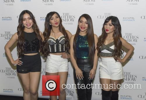 Fourth Impact, 4th Impact, Celina, Mylene, Irene and Almira 3