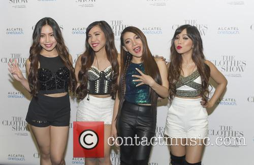 Fourth Impact, 4th Impact, Celina, Mylene, Irene and Almira 4